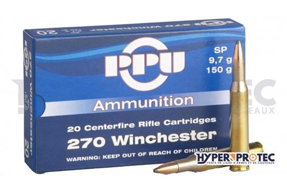 Prvi Partizan SP - Munition 270