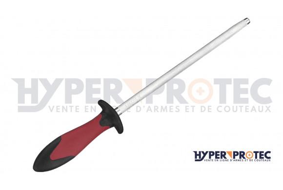 Couteau papillon Third Noir et Bordeaux