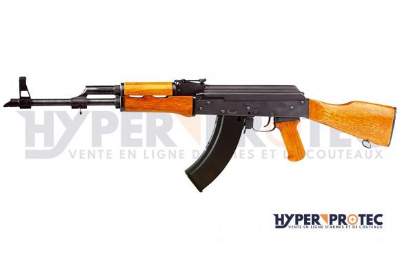 Kalashnikov AK47 carabine bille acier