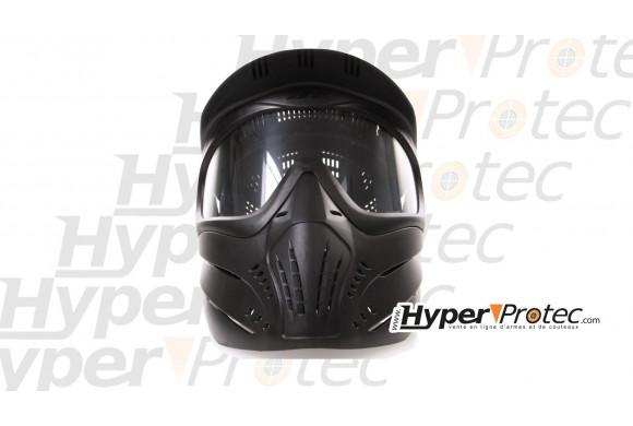 Masque de protection intégral JT Elite simple Noir