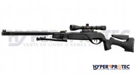 Cible 2 objectifs 5.5 et 9 cm pour calibre 22 LR