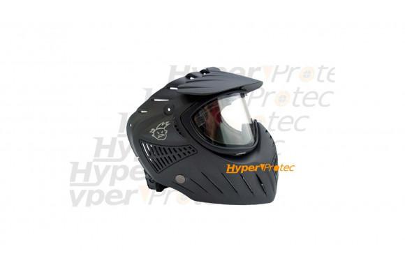 Masque de protection Xtreme Rage verre thermal antibuée