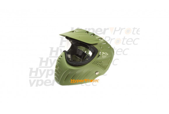 Masque de protection Xtreme Rage vert olive