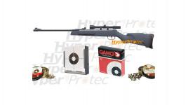 Carabine Gamo CSI avec lunette point rouge - 10 joules