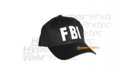 Casquette noire - FBI