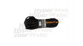 Corde noire épaisseur 7 mm