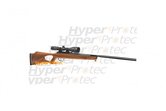 Benjamin Trail Wood Nitro Piston - Carabine à Plomb avec Lunette 3-9x40