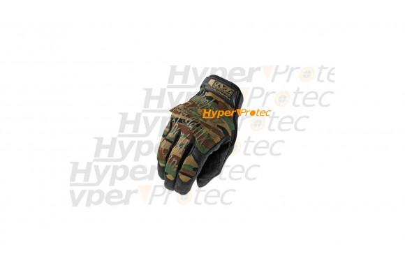 Gants camouflage de protection - Mechanix Wear