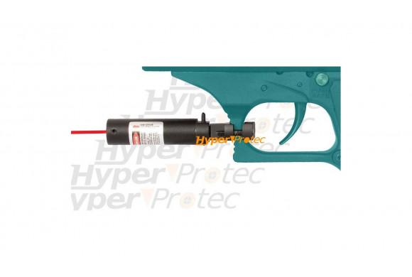 Laser universel pvc à fixer sur pontet
