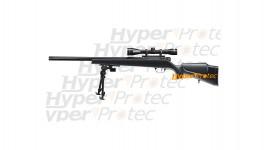Sniper Tokyo Soldier SX9 DB GAZ + lunette de visée + bipied