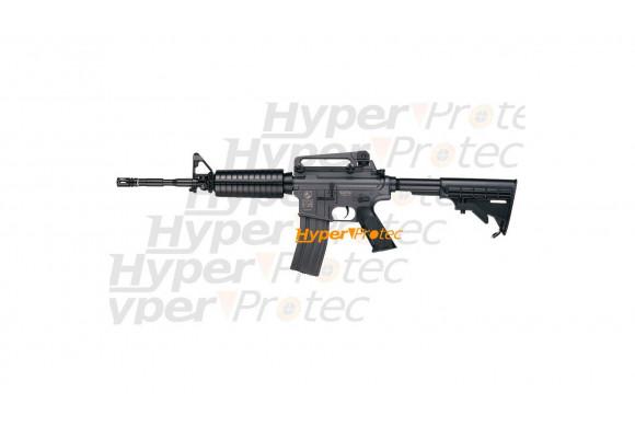 ICS réplique Colt M4A1 air soft électrique crosse rétractable