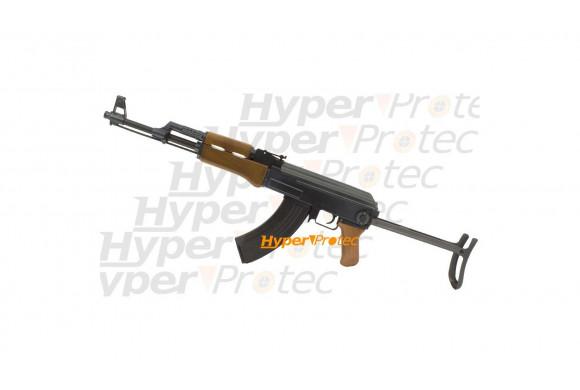 Kalashnikov AK 47 crosse pliable - SAS M7 Air Soft AEG classic a