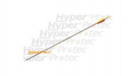 Flèche camo en fibre de verre pour tir à l'arc - 76 cm