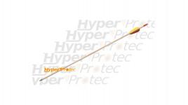 Flèche en bois pour tir à l arc - 74 cm