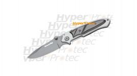 Couteau Black Fox lame lisse - Argus