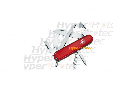 Couteau Suisse Victorinox - Camper Red