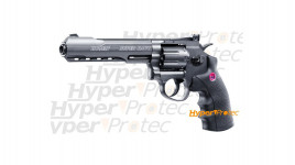 Revolver airsoft CO2 - Ruger Super Hawk noir 6 pouces