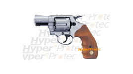 Colt Detective Special alu finish crosse bois - revolver 9mm