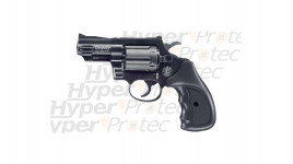 Smith & Wesson Grizzly noir - revolver 9 mm alarme