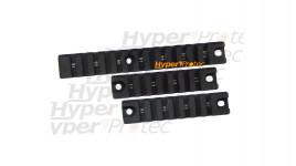 Rails 22 mm picatinny adaptable HK G36... (3 rails)