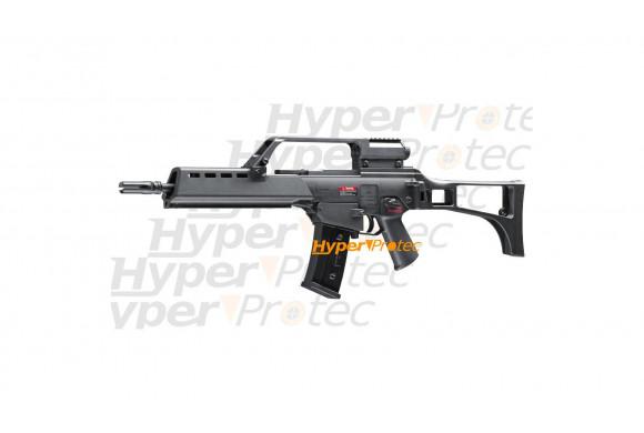 Mallette pour fusil démonté ou arme assaut fermeture code 83 cm