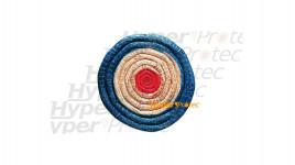 Cible en paille 60 x 6 cm pour archerie tir arbalète