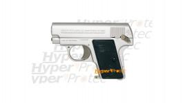 Colt 25 chromé - Pistolet Air Soft 6 mm spring