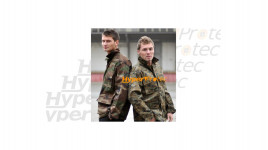Parka militaire camouflage Taille L