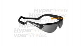 Lunettes de protection Swiss Eye fumée noires