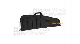 Housse 100 cm de transport noire pour arme longue