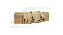 Housse 105 cm transport sable multipoches arme longue