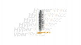 Fusée de détresse blanche tube aluminium - cartouche calibre 4