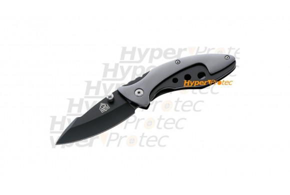 Mini couteau pliant anodisé - Rainbow métal