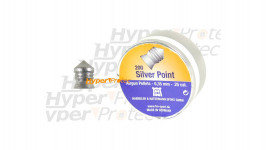 Plombs 6.35 mm perforants - Silver Point