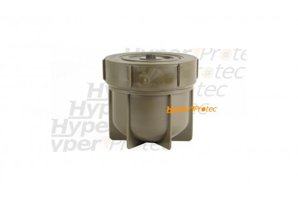Bouteille Pure Energy 0.8L avec régulateur 3000 PSI