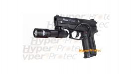 Lunette de visée AIRSOFT de tir ASG 3-9x56 réticule lumineux