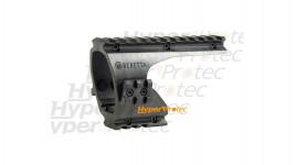 Fixation pour 4 rails Picatinny pour pistolet Beretta