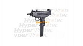 Micro Uzi pistolet mitrailleur à billes avec piles
