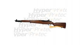 Fusil M1 Garand de collection en bois et métal
