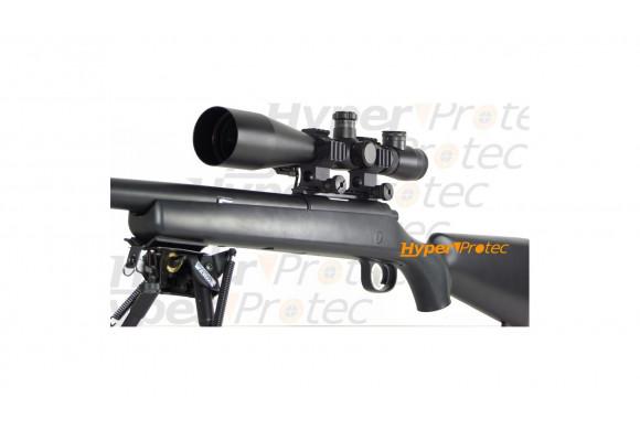 Chargeur 200 billes pour Colt M4 RIS airsoft spring