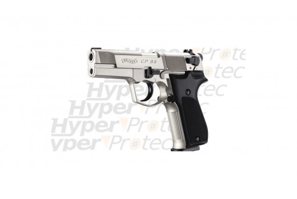Colt Government 1911 A1 noir - Pistolet à plombs 4.5 mm