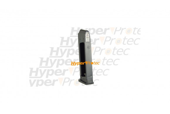 Chargeur 30 billes pour MP5K co2 HK 6 mm