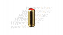 Cartouches au poivre rouge Wasabi 9 mm pistolet alarme