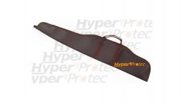 Fourreau 120 cm de transport vinyl marron