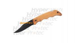 Couteau Tigre sauvage