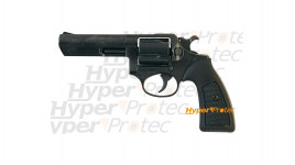Révolver Kimar Power alarme 9 mm noir canon 4 pouces