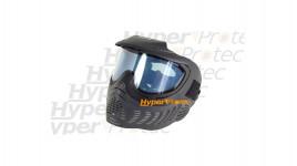 Masque de protection 20sur20 Thermal noir avec ventilateur