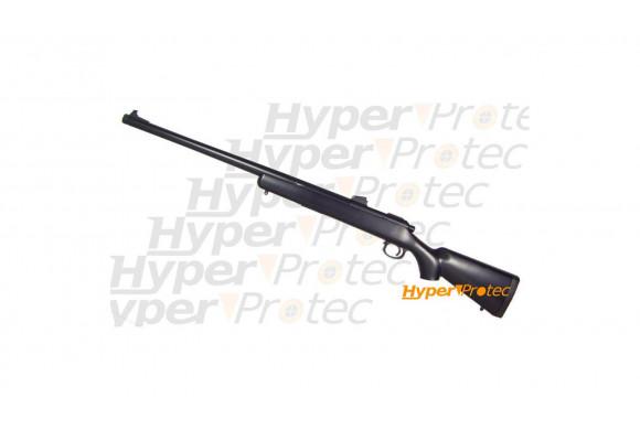 Cible oscillante corbeau pour carabine à plomb 4.5 mm