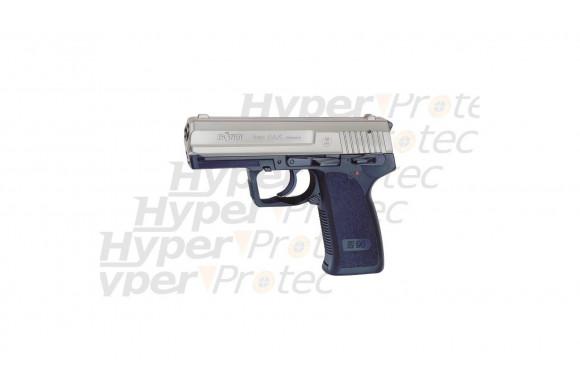 Röhm RG 96 - Pistolet alarme nickel