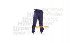 Pantalon bleu marine Police Sécurité Taille 42